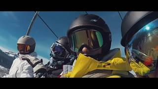 High School SKI-CO trip '18