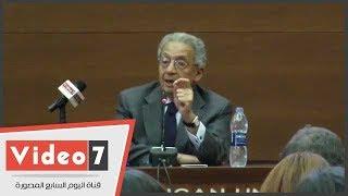 عمرو موسى: ندفع ثمن أخطاء عمرها 70 سنة.. ومصر لا يمكن أن تصبح