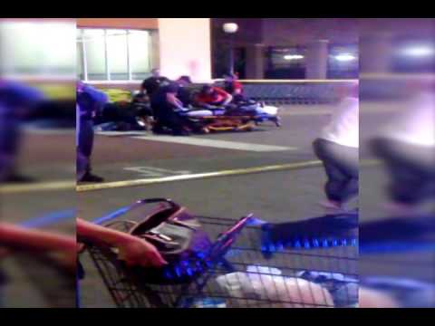 Citizen Journalist threaten with arrest for videoing police activity at Wal-Mart