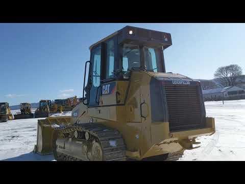 2010-cat-963d-tracked-loader:-running-&-operating-inspection!
