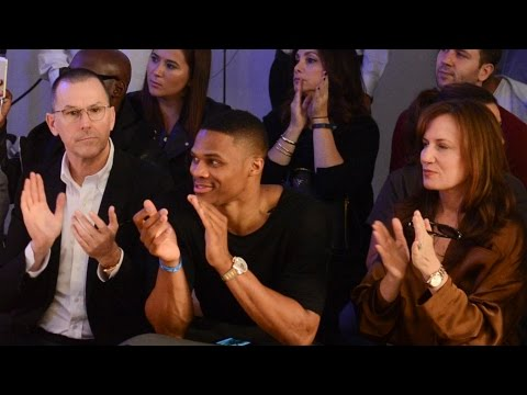 Russell Westbrook on Working in Fashion Business