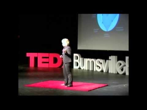 Flip the question -- what can educators do for business partners? Donna Deeds at TEDxBurnsvilleED