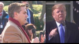 Trump has meltdown over Jim Acosta