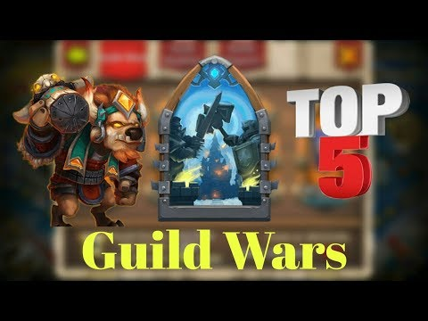 Mino's Comeback In Guild Wars L Castle Clash