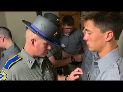 Connecticut American Legion State Police Youth Week 2019
