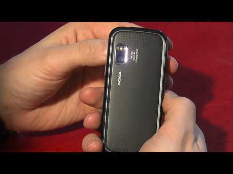 ZParksHD - Nokia 5730 video apskats