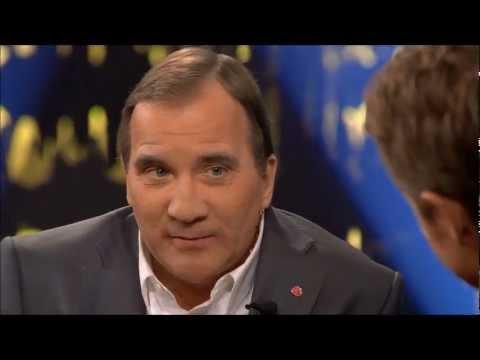 Stefan Lövfen (S) i Skavlan januari 2013 - Hela intervjun