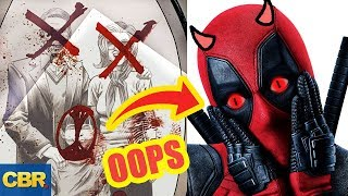 10 Superheroes Who Destroyed Their Own Parents