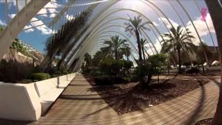 Video promocional Ciudad de las Artes y las Ciencias 2013