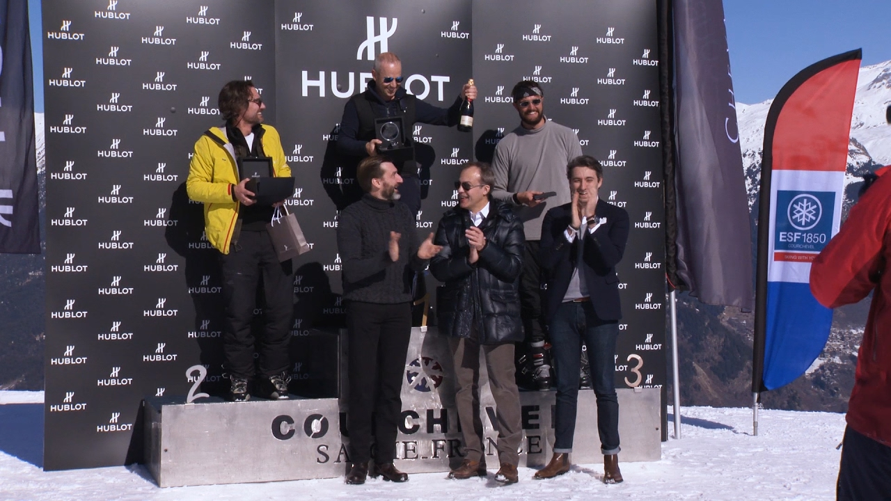 HUBLOT AND CHEVAL BLANC: A PARTNERSHIP AT ITS HEIGHTS IN COURCHEVEL 1850