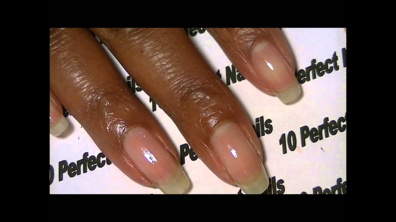Natural Nail Care/Growth Routine ~REQUESTED~ - YouTube