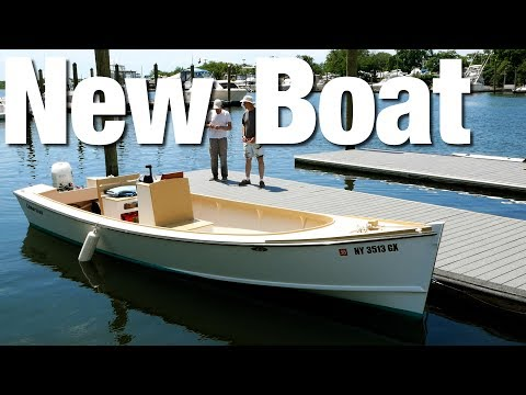 Sailing Inconceivable #9: New Boat Launch, and Old Boat Repair