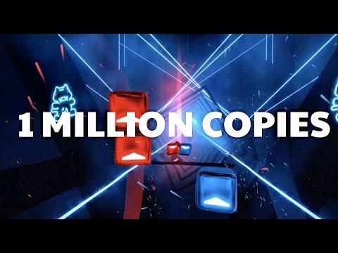 1 Million Sold Copies - Beat Saber Mp3