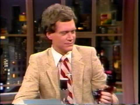 18 yearold Todd Barry on Letterman  Viewer Mail 1982 and 1984