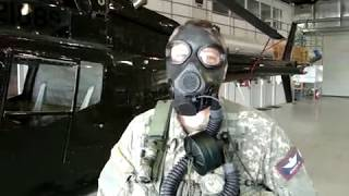 Military Helicopter CBRN Training in Las Vegas