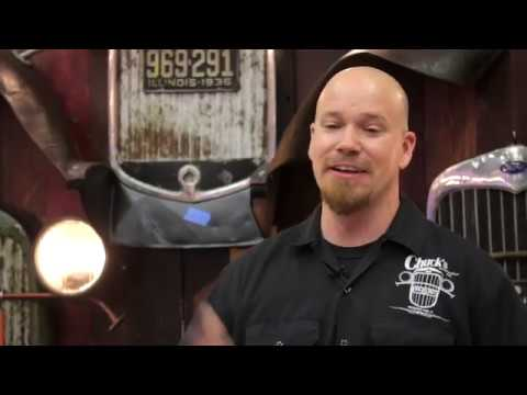 American Dealers Minisode Featuring Vintage Automotive Wall Art