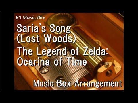 """Saria's Song/Koji Kondo [Music Box] (Nintendo """"The Legend of Zelda: Ocarina of Time"""" BGM)"""