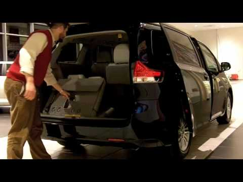 2011 Toyota Sienna Seating And Cargo Smart Motors