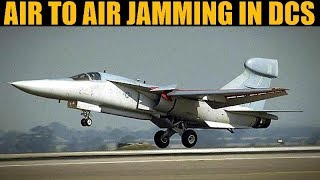 AJS37 Viggen: So The U22/A Jammer Does Work! | DCS WORLD