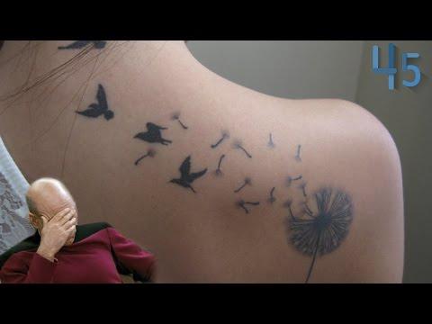 10 Tatuajes que los tatuadores odian hacer
