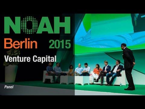 Venture Capital Panel - NOAH15 Berlin