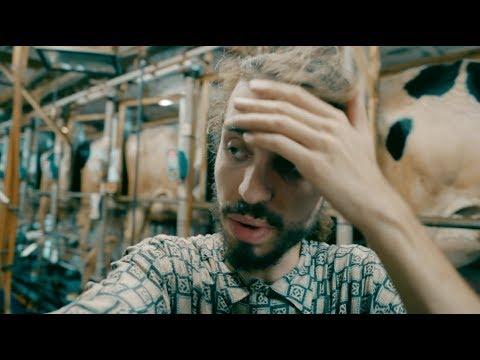 Vegan Visits Dairy Farm