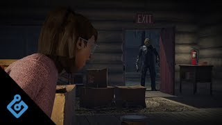 Game Informer Plays Friday The 13th: The Game