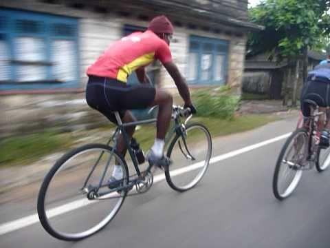 Sri Lanka ශ් රී ලංකා Ceylon Bicycle Race 01 Youtube