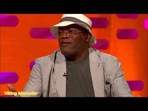 The Graham Norton Show - S13E13 - Sandra Bullock, Samuel L. Jackson & Nick Frost - 28th June 2013