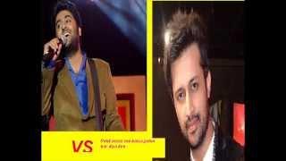 Atif Aslam v/s Arijit Singh Pehli Nazar Me Kaisa Jadoo Kar Diya LIVE