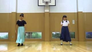 雪だるまつくろう original dance  by cube kids dance team