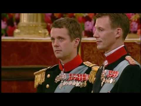 Royal Wedding Frederik Mary Zadok The Priest