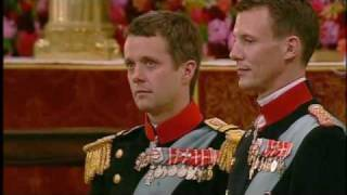 Royal Wedding Frederik & Mary - Zadok the Priest