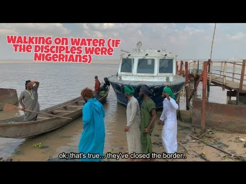 VIDEO: Xploit Comedy – Walking On The Sea (If TheDisciples Were Nigerians) Mp4 & 3GP