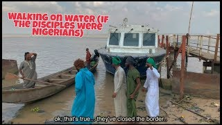 Download Xploit Comedy - Walking on the Sea (If the Disciples Were Nigerians) - xploit comedy