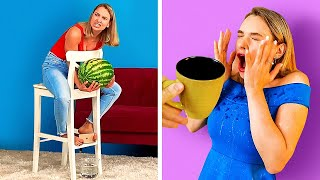 CRAZY COUPLE PRANKS || Weird comedy by 5-Minute FUN