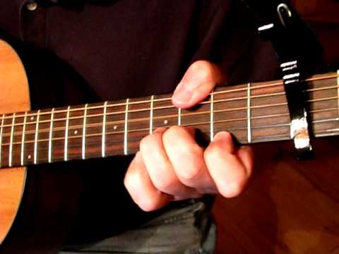 iron & wine - flightless bird, american mouth (just guitar) - YouTube