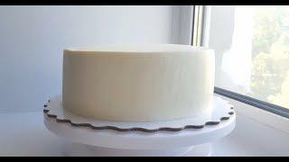 ВЫРАВНИВАНИЕ торта🎂ПОДРОБНОЕ ВИДЕО🎂How to frost a cake