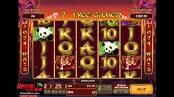 1024 Ways To Win With Lucky Panda! - Lucky Panda Online Slots Review