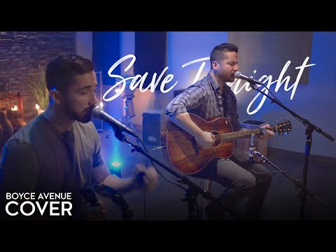 Music video Boyce Avenue - Save Tonight