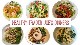 Healthy Dinner Recipes - Trader Joe