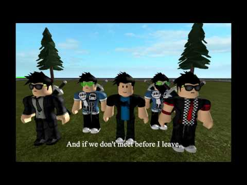 7 Years Old - Roblox Music Video