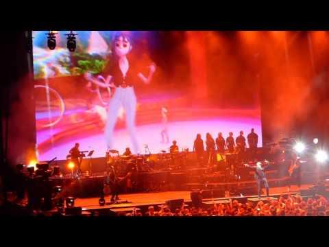Gorillaz Sleeping Powder Live Toronto 2017