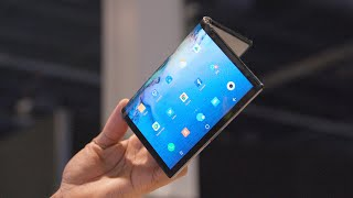 Foldable Phones Aren