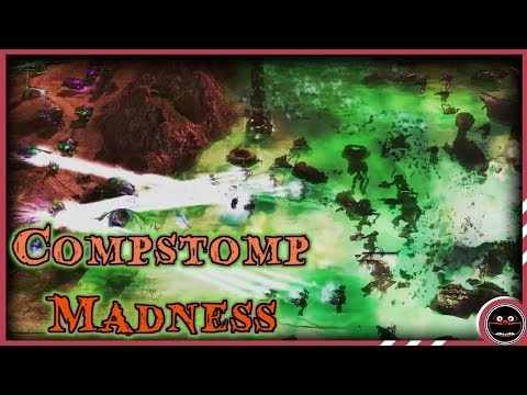 🆕chemical-warfare-mod-c&c-3:-kanes-wrath-nod-vs-scrin,r-17-2🆚4-compstomp-madness