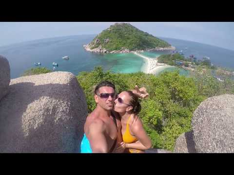 TRIP THAILAND : Koh Samui Anghtong and Koh Tao by DRONE and GoPro Hero5 Black.