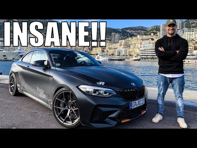 INSANELY MODDED BMW M2 COMPETITION | FIRST DRIVE!!