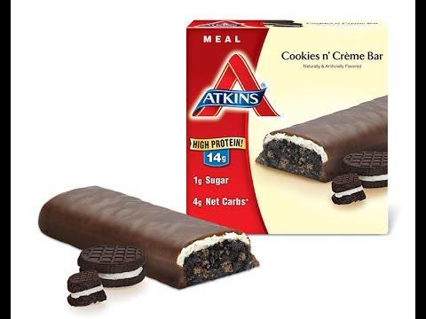 Atkin's Cookies N' Cream Meal Bar