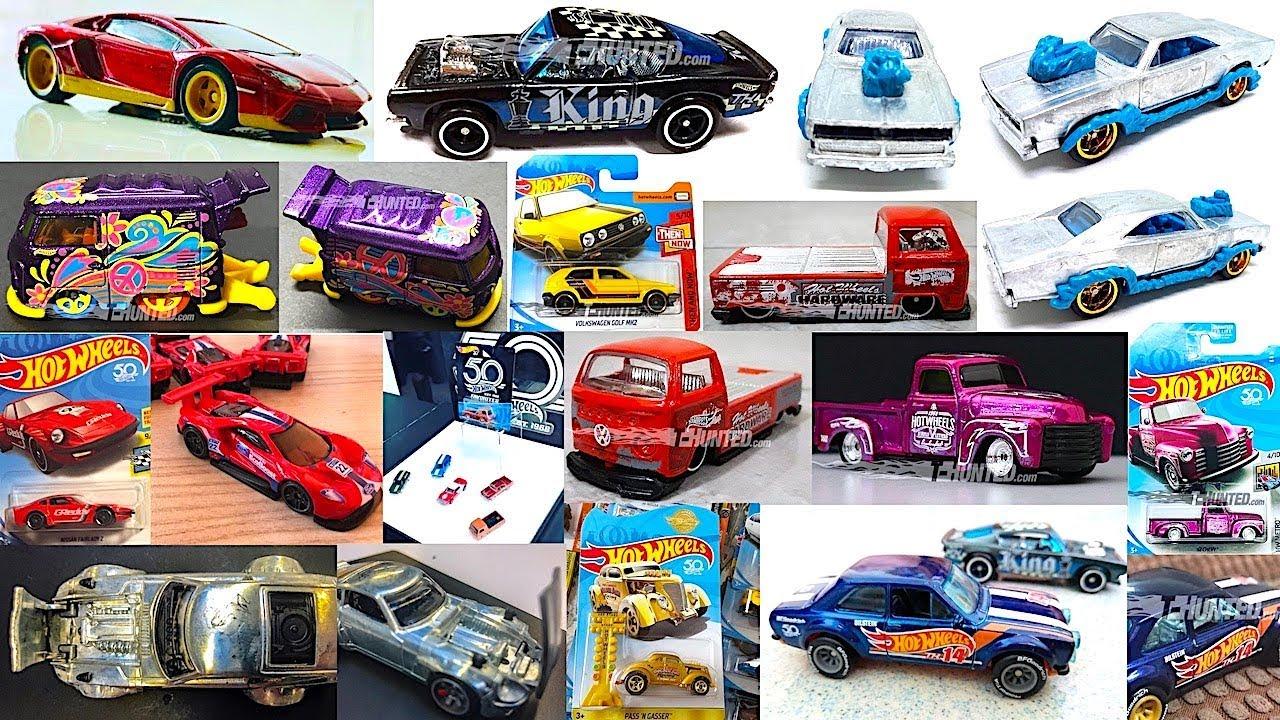 New Hot Wheels Super Treasure Hunts. Series And Special Models! - YouTube