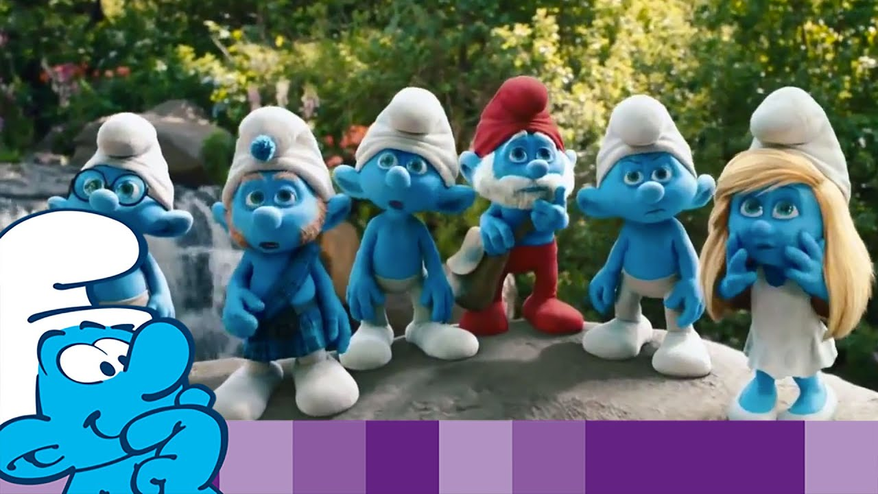 The Smurfs 1 • Official Movie Trailer 3 - YouTube